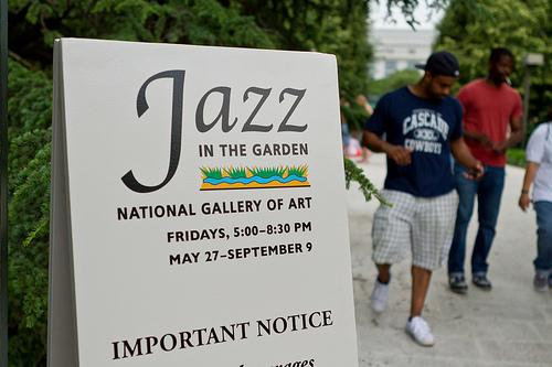 photo - Jazz In The Garden Dc