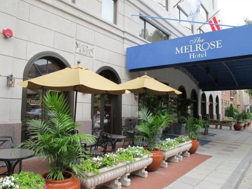 Popville Judging Restaurantsbars Melrose Hotels The Library
