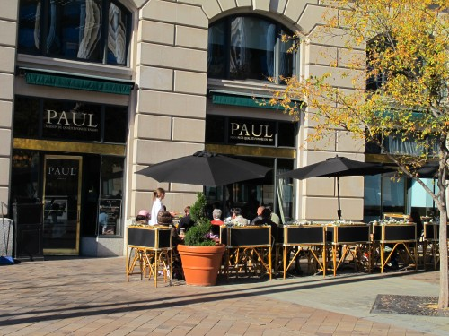 Popville Judging Restaurants Paul Bakery