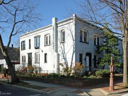 1543 E Street Southeast