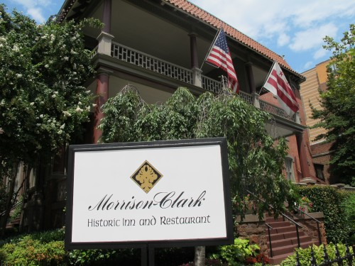 For Folks Interested In The Morrison Clark Hotel Expansion At 1015 L  Street, NW