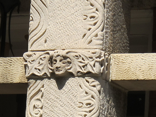 doorway_kalorama_popville_sculpture