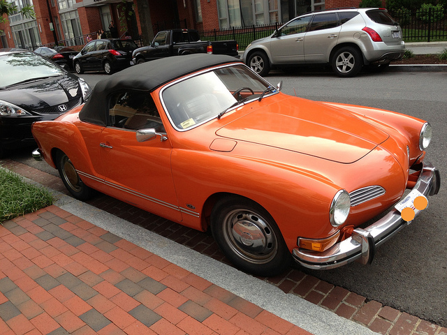 1974 VW Karmann Ghia