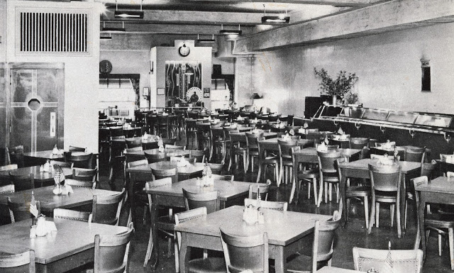 Sholl's Cafeteria 511 14th Street NW