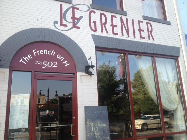 le_grenier_h_street_review