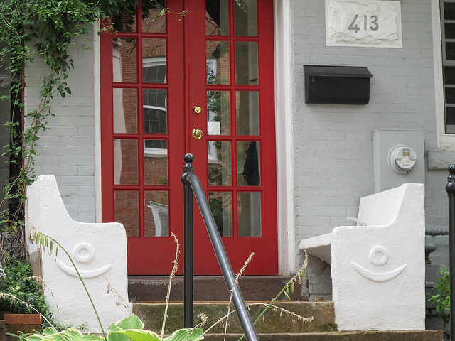row_house_built_in_bench_numbers