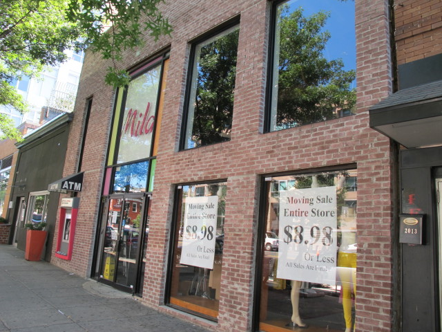 PoPville » Crossroads Trading Coming to 14th and U Street, NW