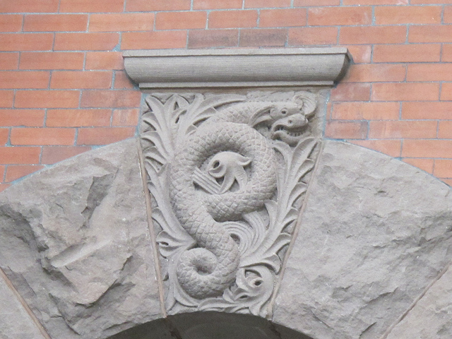 house_door_sculpture