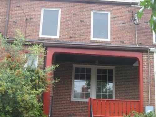 3845 Calvert Street Northwest