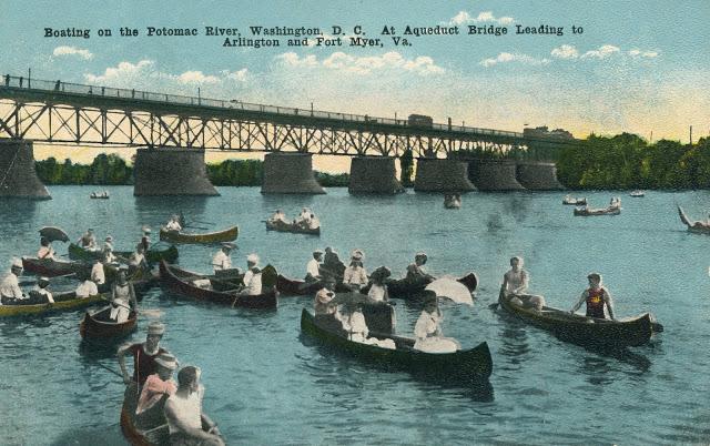 Aqueduct Bridge c 1910