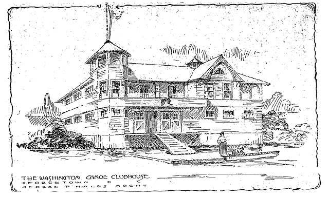 Washington Canoe Clubhouse (Post 09-03-1905)