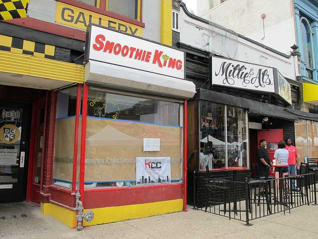 Popville Smoothie King Closes In Adams Morgan Japanese