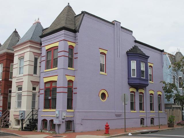 ledroit_purple_house