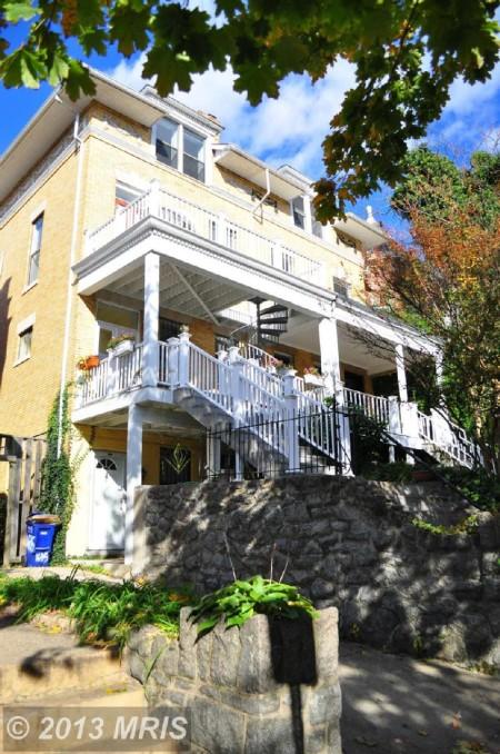 1635 Irving Street Northwest