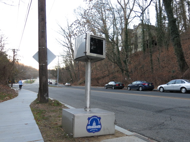PoPville » New Traffic Enforcement Cameras Warning Period Extended on