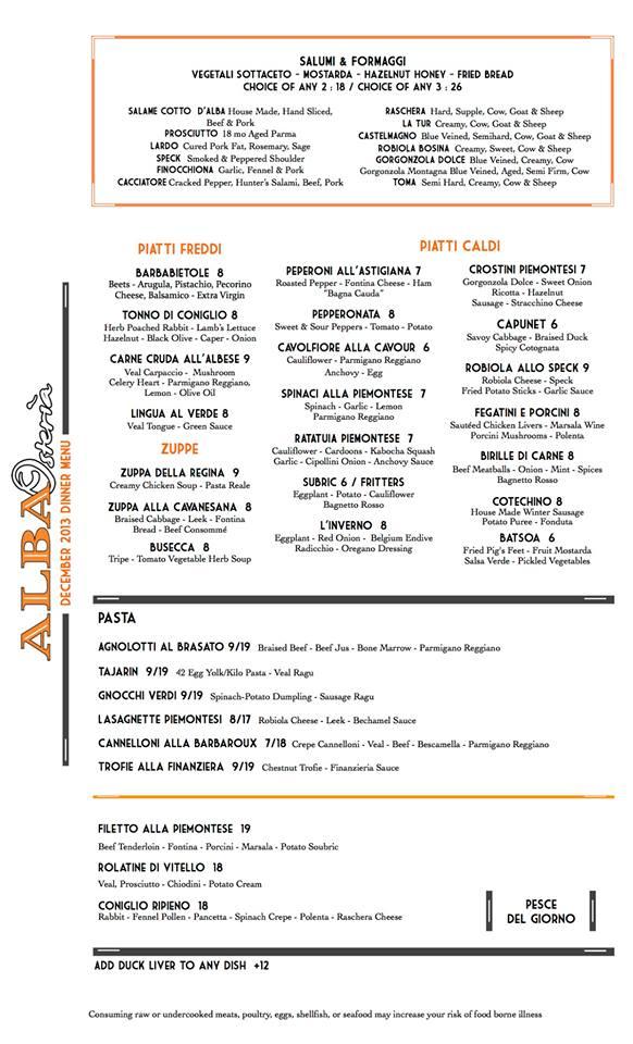 alba_dinner_menu