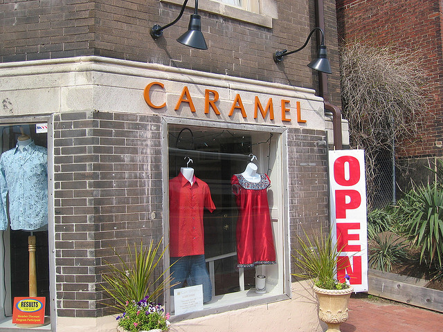 PoPville » Caramel Clothing Boutique Gets a Second Life on U