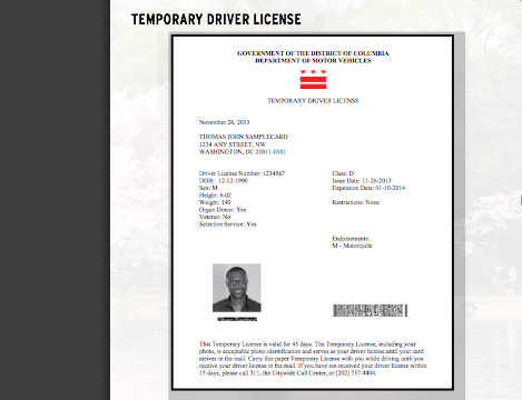 temporary_dc_license