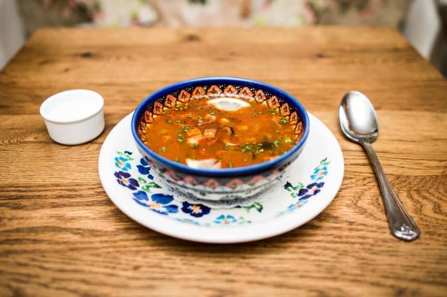 Mari Vanna Sochi Solyanka Soup by Joy Asico