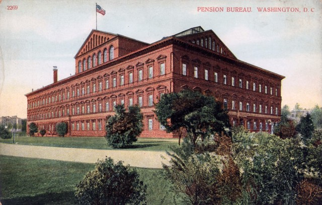 Pension Building 1