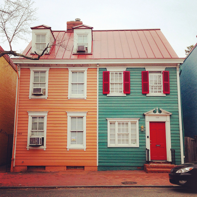 house of the day georgetown
