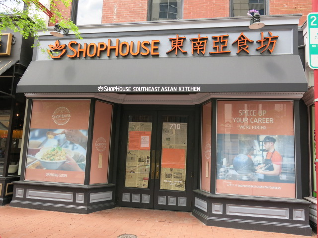 Popville Shophouse Southeast Asian Kitchen Opens In Chinatown