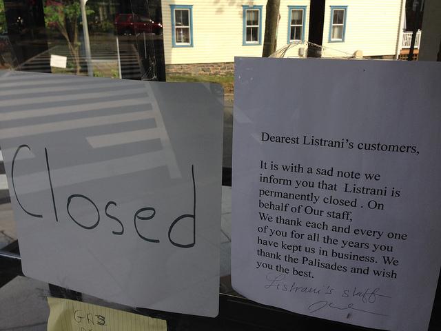 listrani's_closed_note