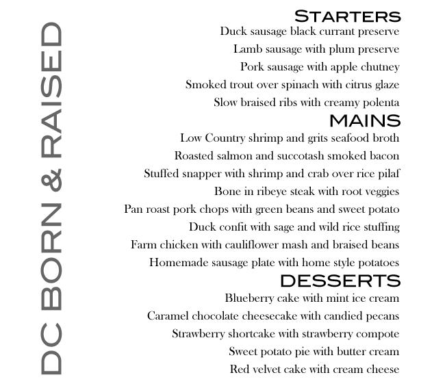 dcbr-sample-menu