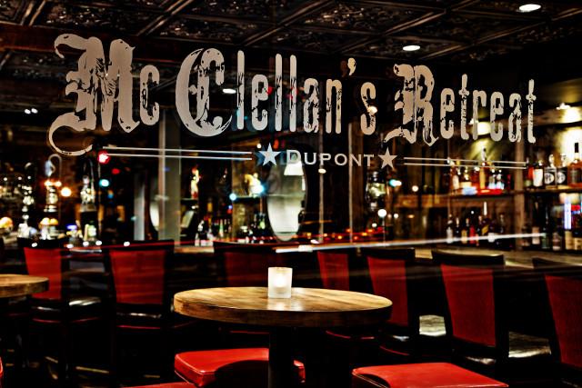 McClellan's Retreat, Washington, DC