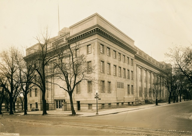 Washington Auditorium 1926