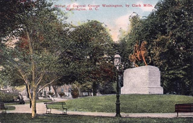 Washington Circle (c 1910)