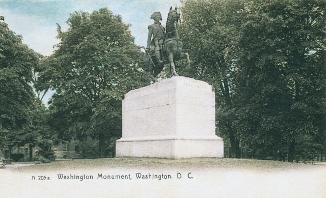 Washington Statue 04