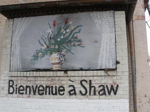 bienvenue a shaw