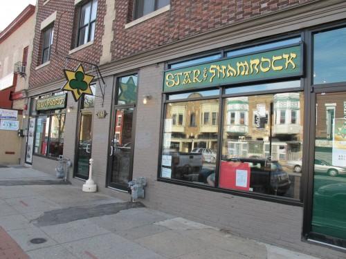 star_shamrock_h_street