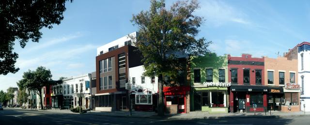 ArtView exterior 9th Street