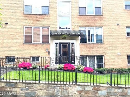 401 Evarts Street Northeast