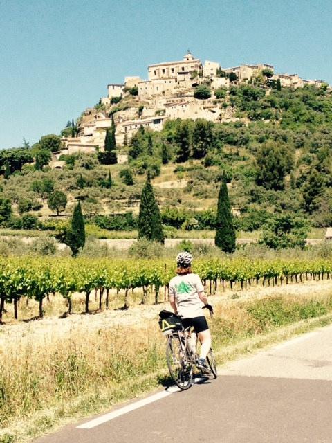 Gordes, in Provence, France