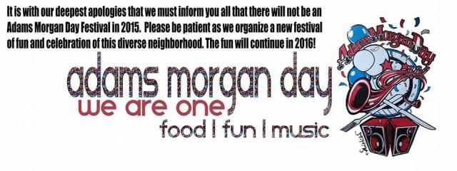 adams morgan day canceled