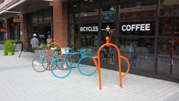 filter bike rack