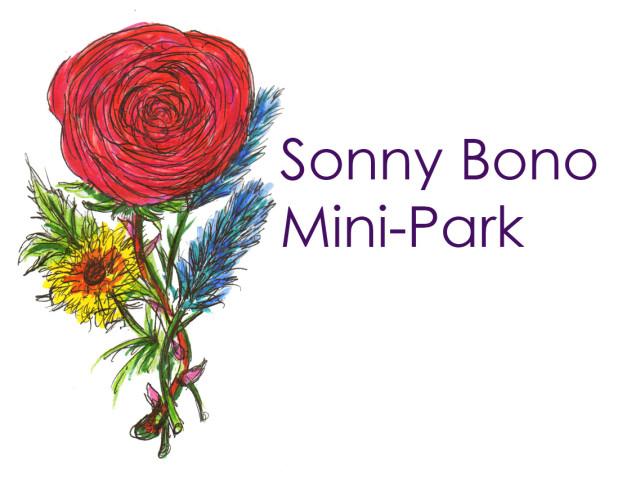 sonny bono mini park logo