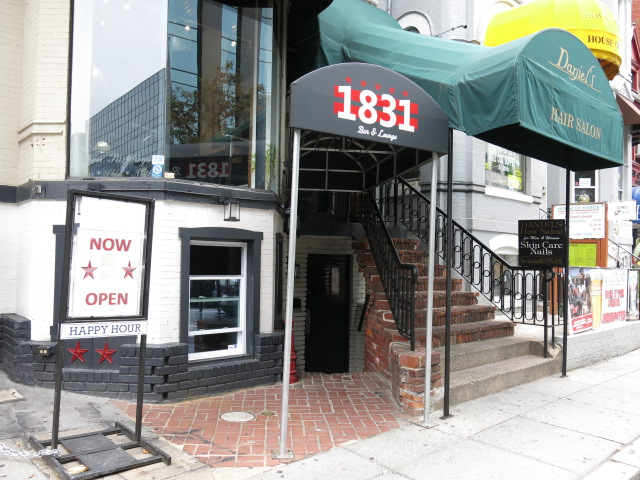 Image result for 1831 bar dc