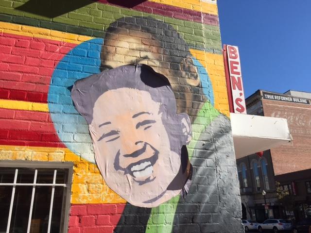 Bens Mural