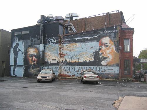 bohemian_caverns_mural_2007