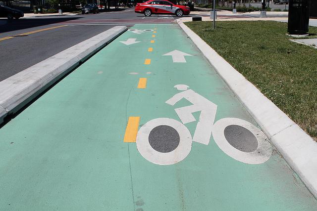 bike lane study