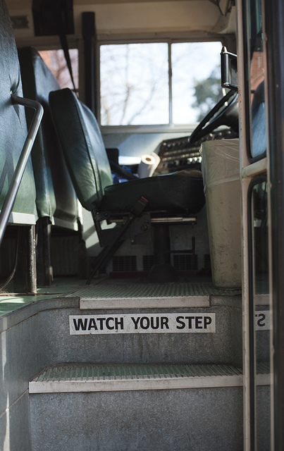 bus driver props