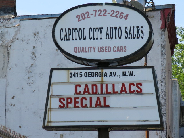 car dealer dc