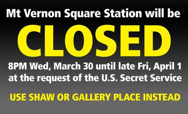 MVS Closed Reminder