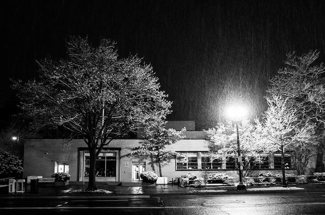 light snow