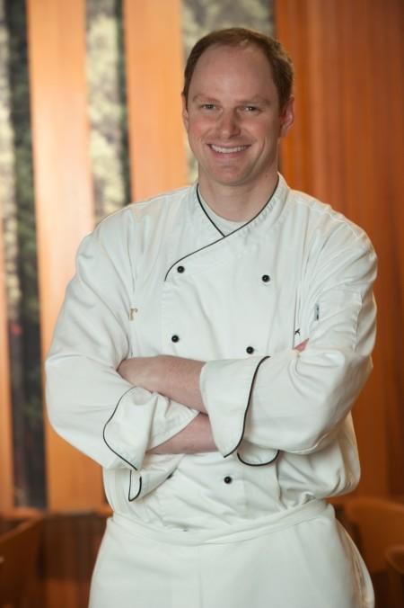 Chef Aaron McCloud, CEDAR 2