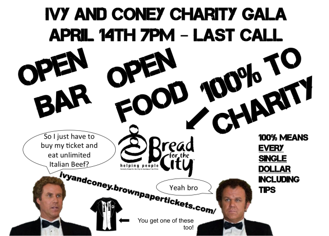 Ivy Charity Gala